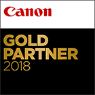 Canon GoldPartner 2018